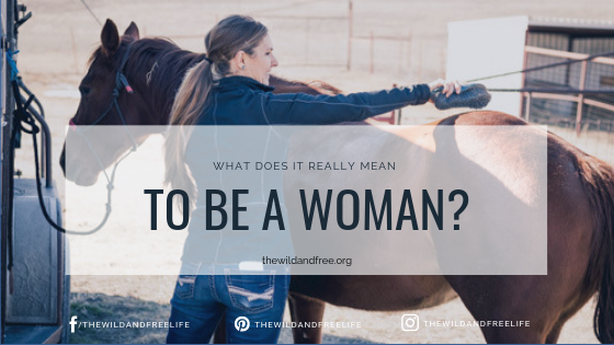 What does it mean to be a woman? To the one who hates being a girl