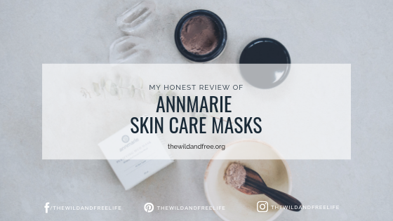 My honest review of Annmarie skin care masks
