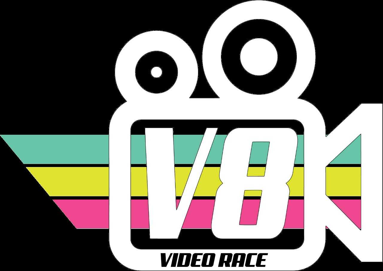 V8 Video Race logo clear.png