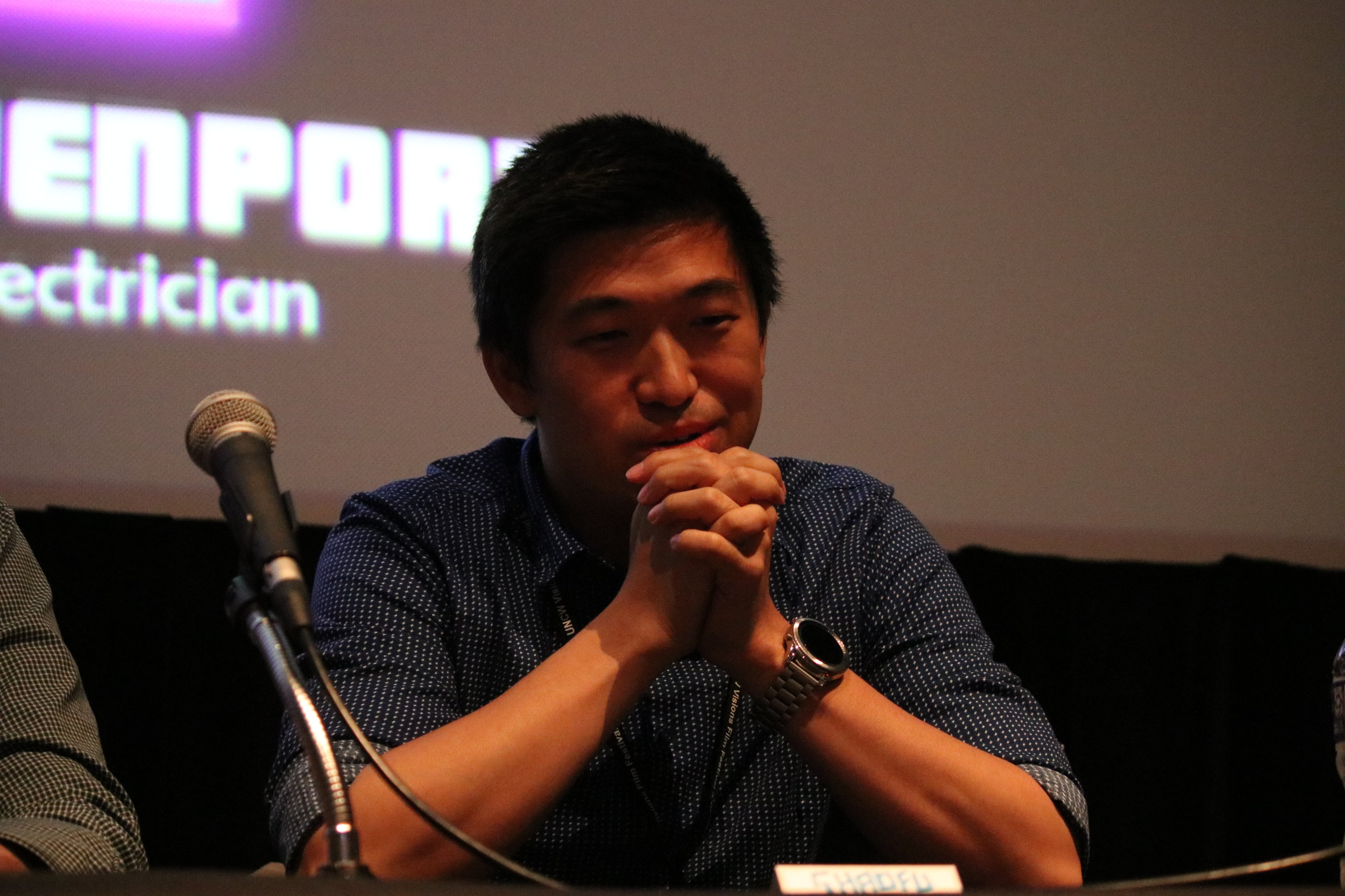 V8 Keynote Speaker Shaofu Zhang Being Nostalgic.jpg