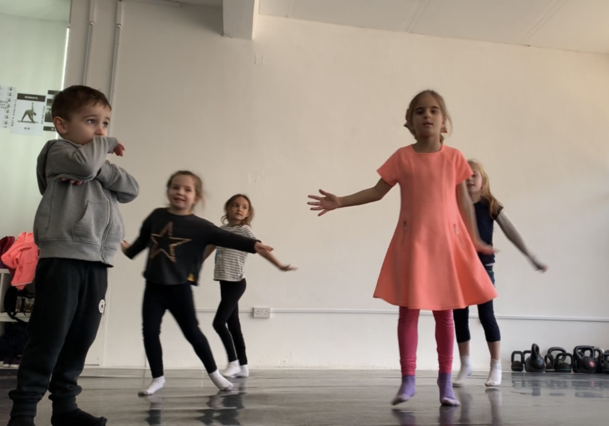 Easter 2019 'The Greatest Showman' - This easter we workshopped everyones favourite musical…'The Greatest Showman'! The kids worked on Street Dance, Contemporary Dance and Acro for their parent performance at the end of the day!
