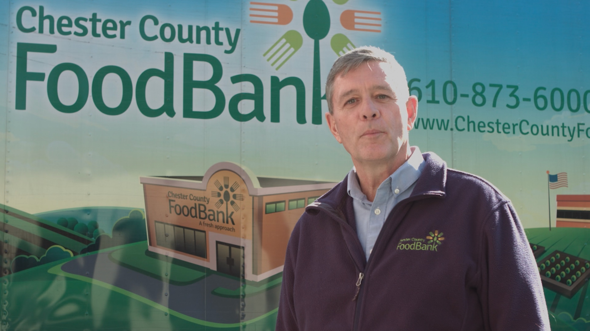 Executive Director of Chester County Food Bank
