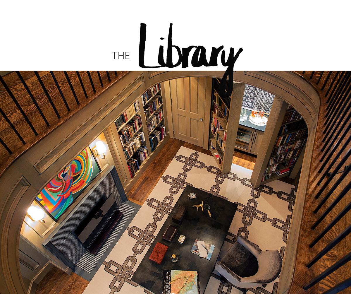Best of Boston Home 2015 Winner: Library Railings