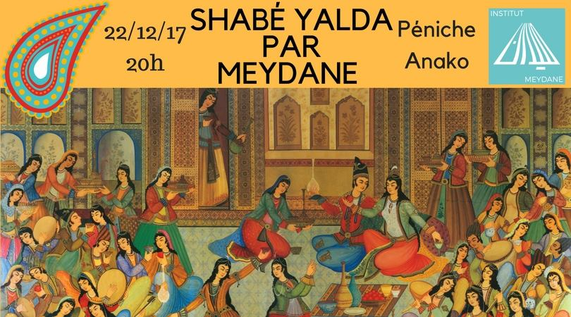 22 décembre 2017    Organisé par l'Institut Meydane