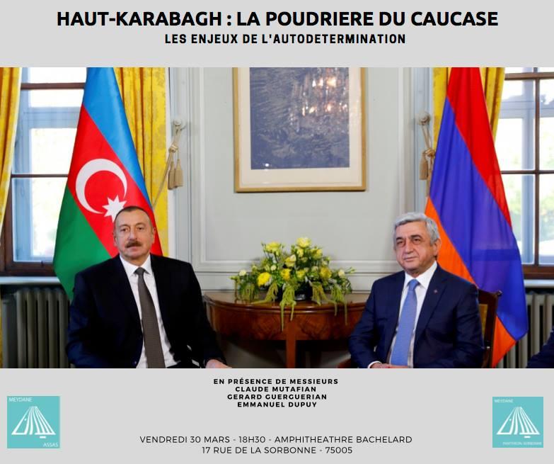 Le 30 mars 2018    Organisée par Meydane Panthéon-Sorbonne et Meydane Panthéon-Assas