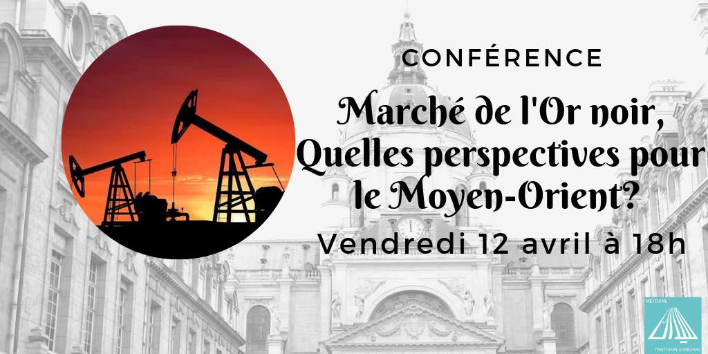 Le 12 avril 2019    Organisée par Meydane Panthéon-Sorbonne