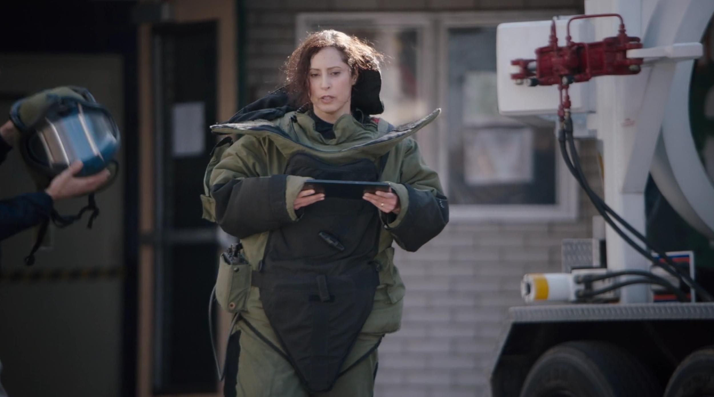 Carmen Lamar recurring as Carla Flores on FBI (CBS)