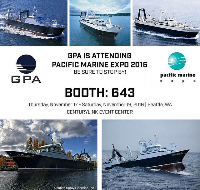 See you at PME 2016. Booth: 643 #navalarchitectureandmarineengineering #navalarchitect #marineengineer #marineenginerring #fishing #pacificmarineexpo