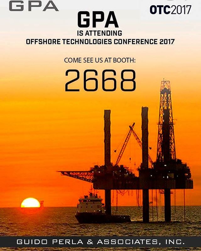 GPA will be in Houston next week attending the Offshore Technologies Conference 2017. Come by and see us at booth 2668! #offshoretechnologyconference#navalarchitecture #marineenginsering #boat #shipdesign #ship #gpadesigns #oil #supportvessel #offshore #sea #vessel