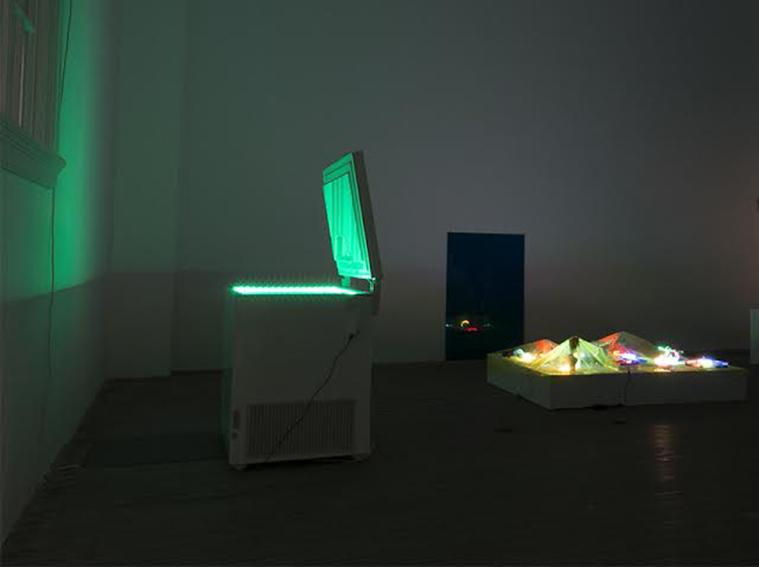 installation view, gabriel rolt gallery,amsterdam
