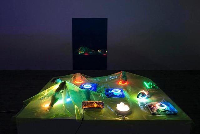 installation view, Gabriel rolt gallery, Amsterdam ,2015  Photos by Chun-Han Chiang
