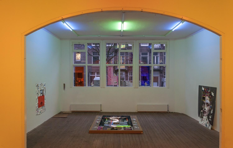 installation view,2016