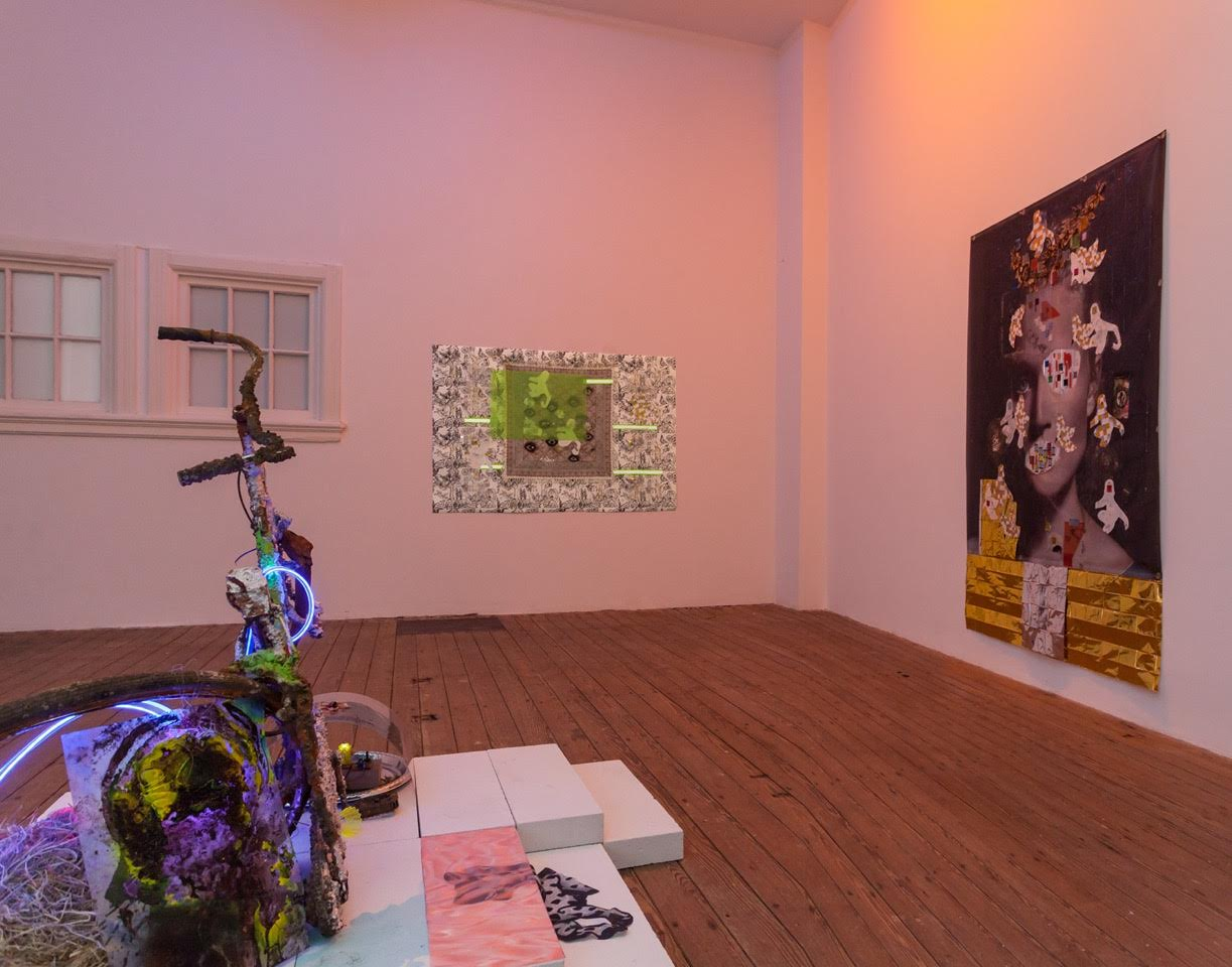 installation view, 2016