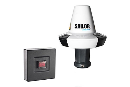 SAILOR 6150 Mini-C Maritime Distress, satellite tracking for fishing fleets