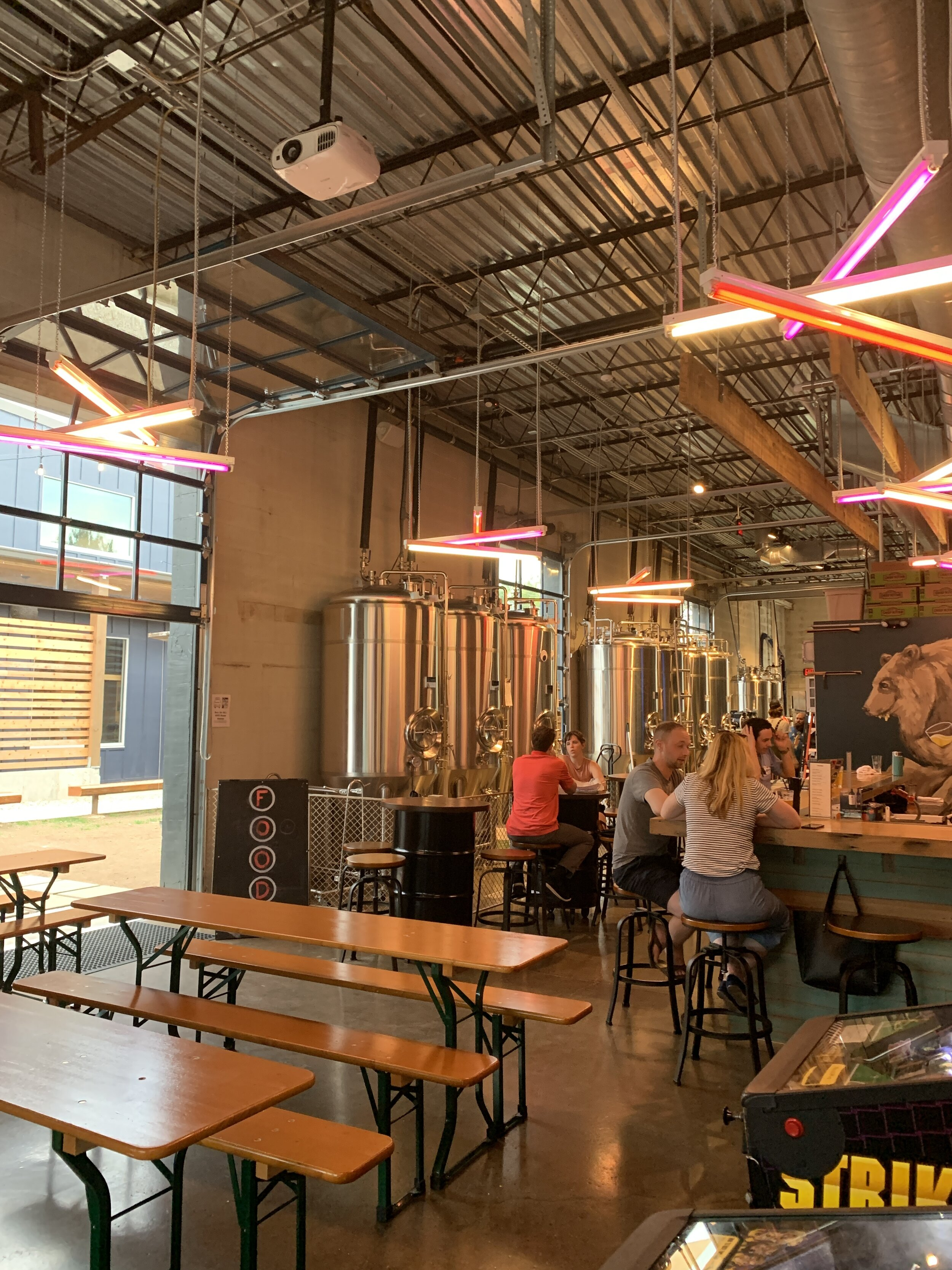 Parsons North Brewing