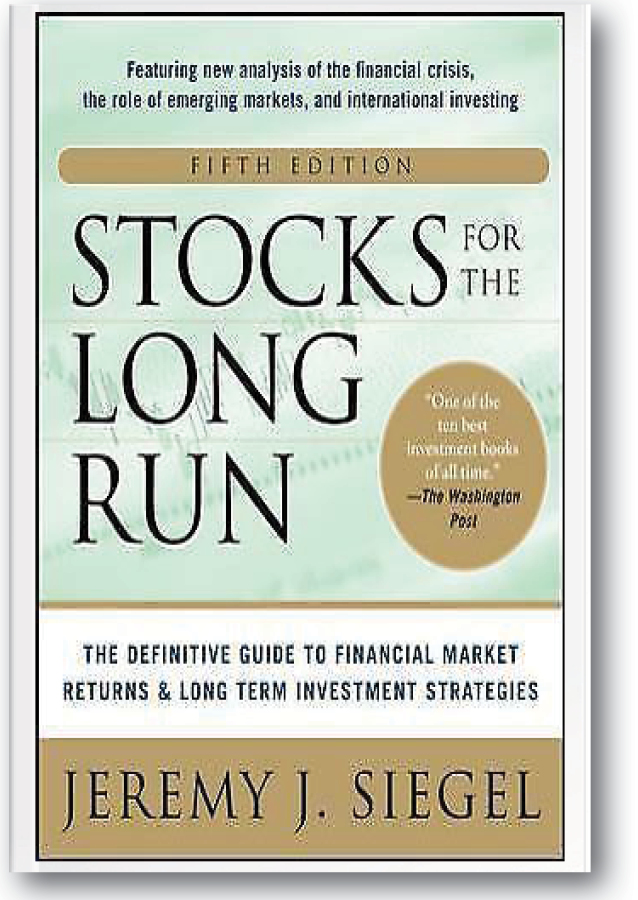 Copy of Stocks For The Long Run