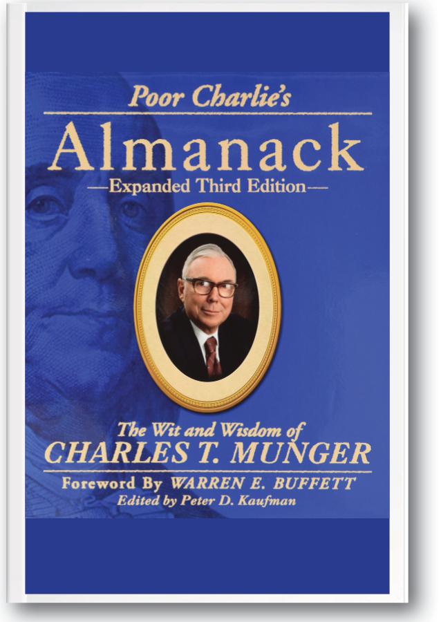 Copy of Poor Charlie's Almanac