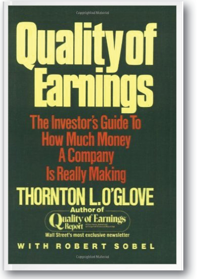 Copy of Quality of Earnings