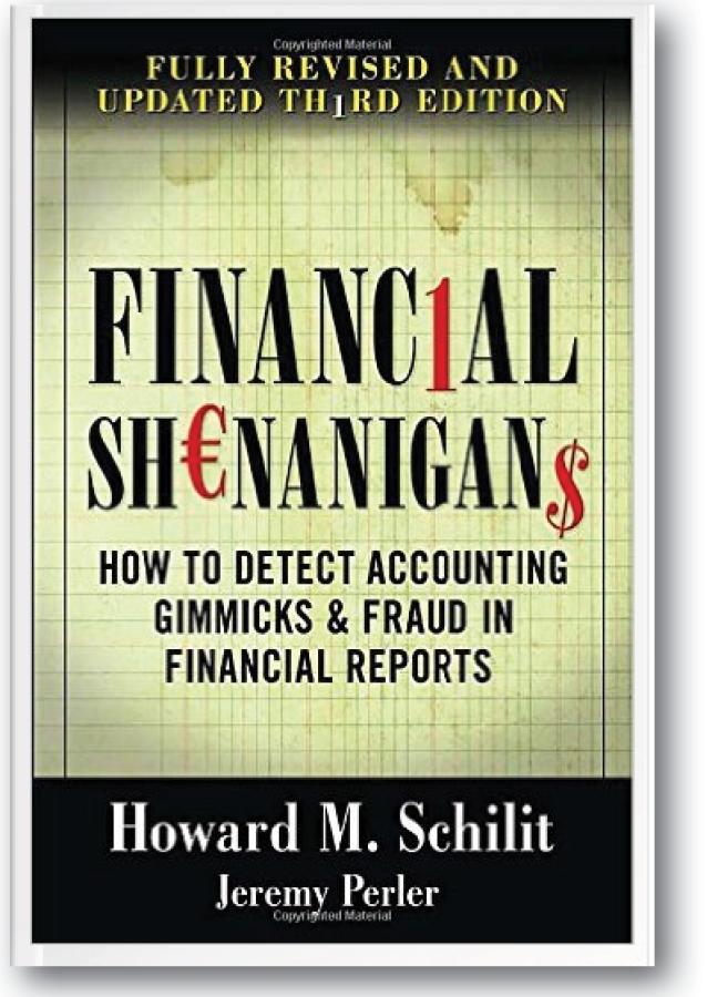 Copy of Financial Shenanigans