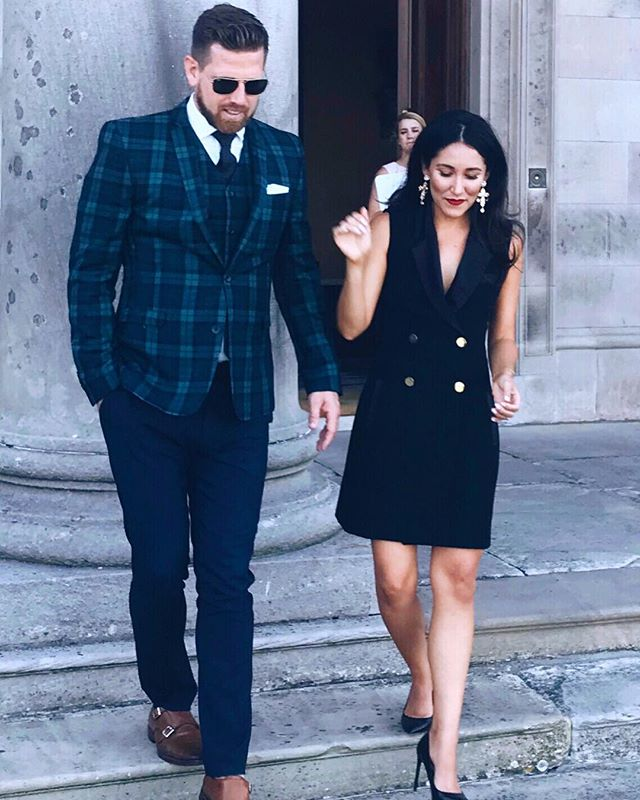 Heading into this next chapter of life with @belvederebrian like...😎 . . . #husbandappreciationday #babystewart #momanddadtobe