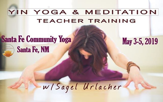 Whether you are a yoga teacher looking to expand your yoga offerings or a yogi looking to dive into the yin practice, this training is for you!! Join us at SFCY May 3-5 with Sagel Urlacher! 🙏 #yinyoga #teachertraining #yogapractice @mymeditativeyoga