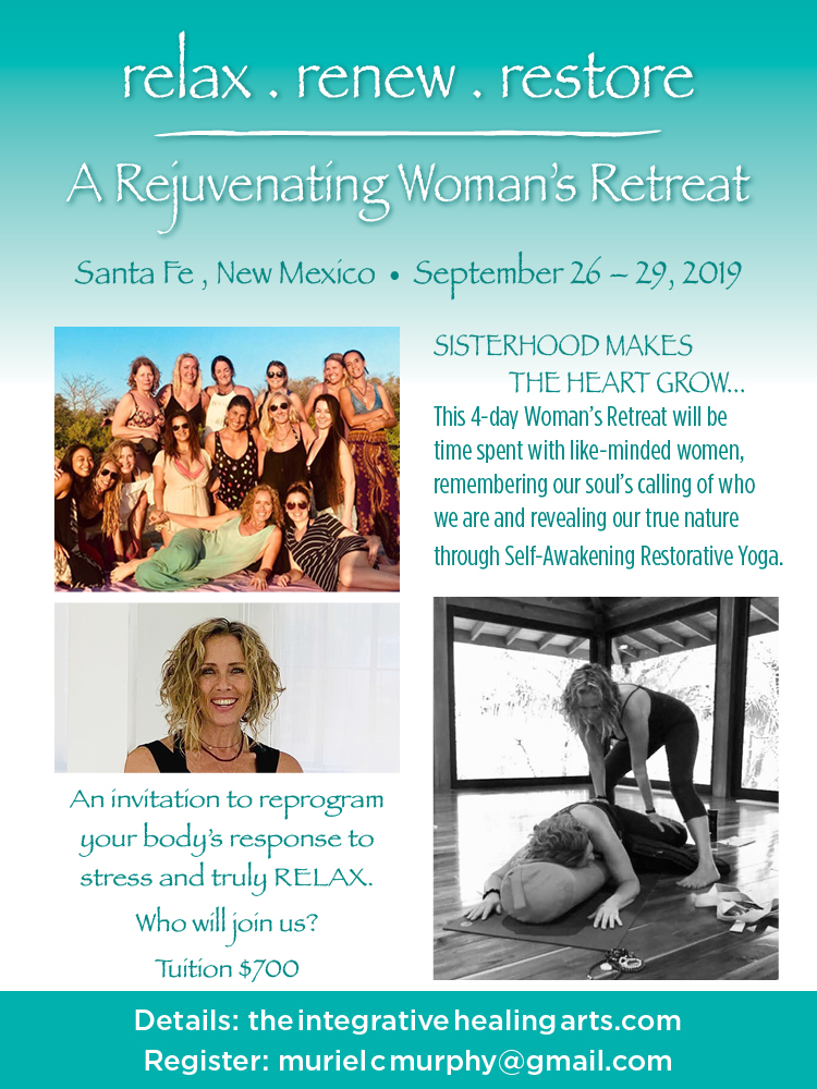 santa fe womens retreat