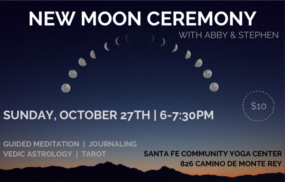 October New Moon Ceremony SFCY Flyer.png