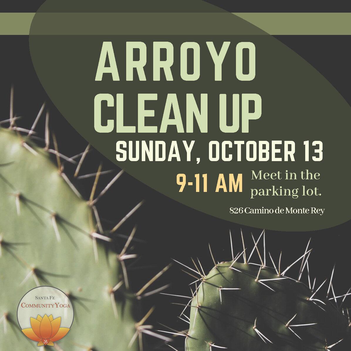 ARROYO CLEAN UP.jpg