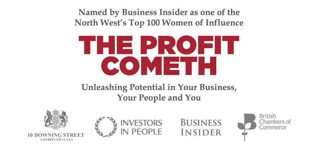 The profit cometh