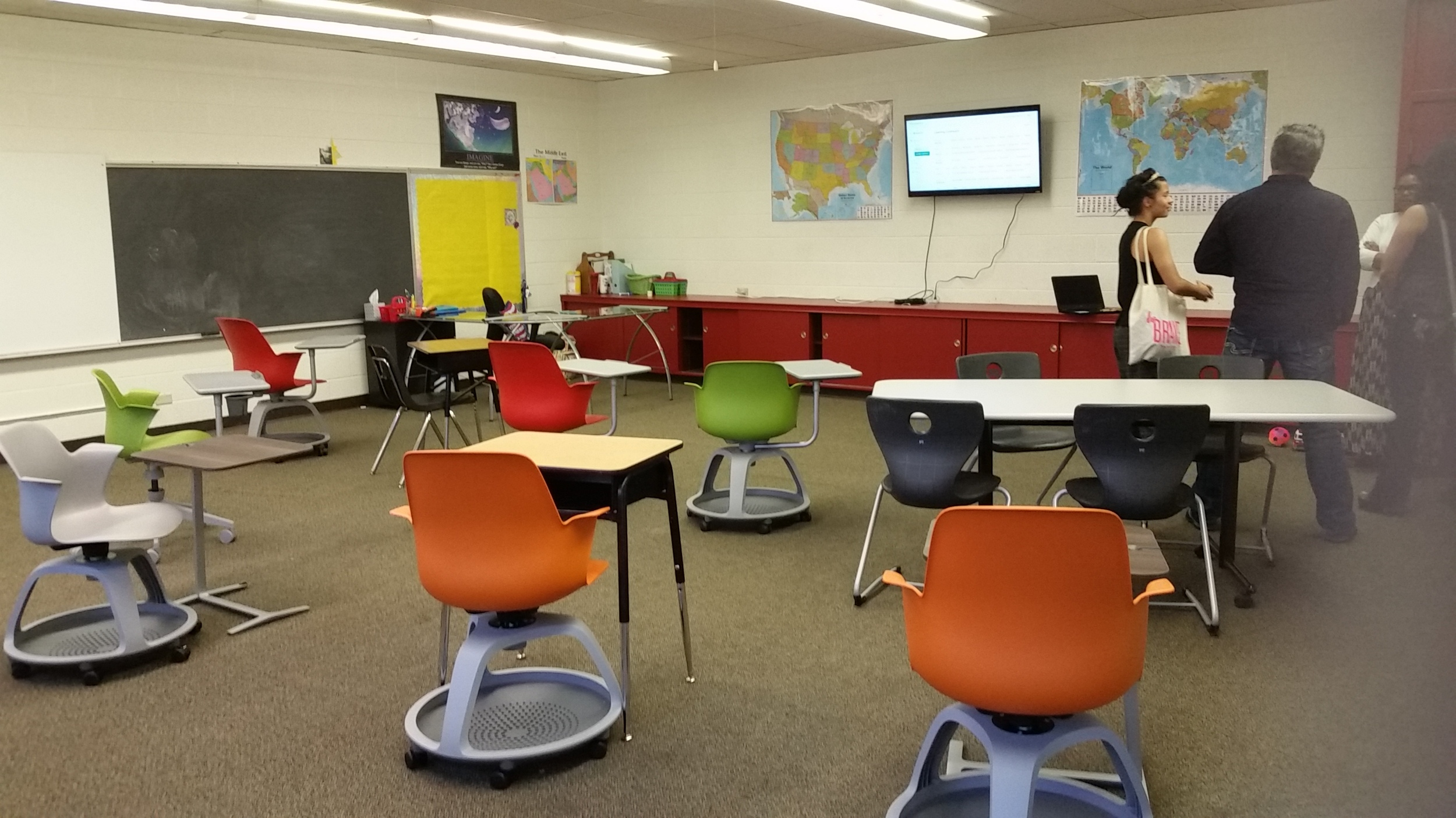 Current LHS Classroom