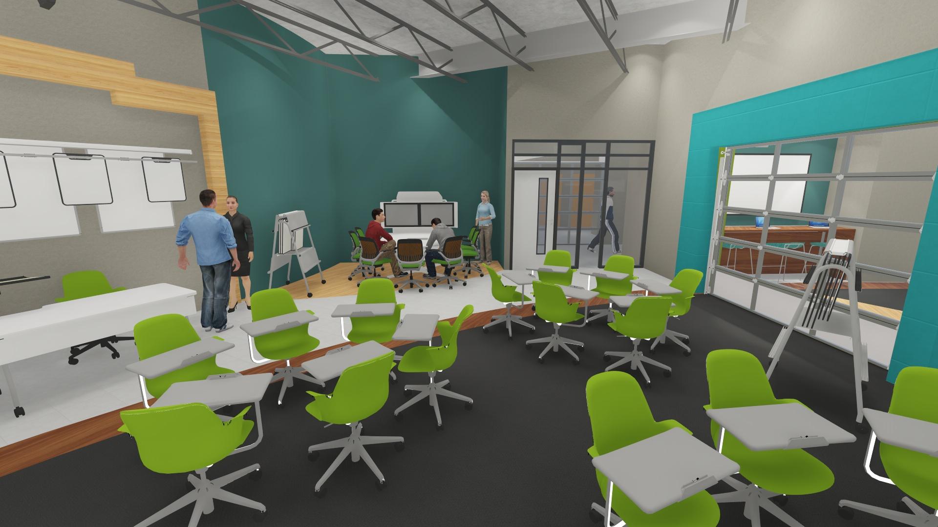 Future LHS Classroom