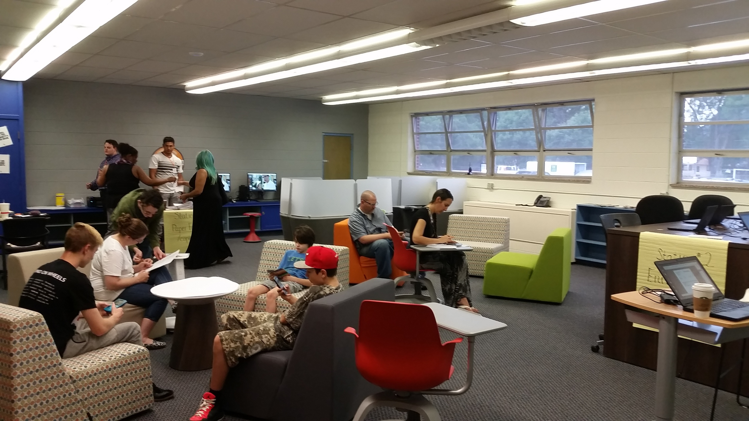 Current LHS Collaboration Space