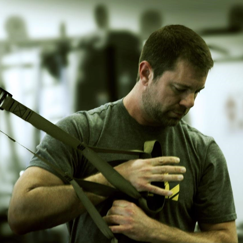 Colorado Functional Personal Trainer, TRX, Sean Sewell, NSCA, NPTI, suspension trainer