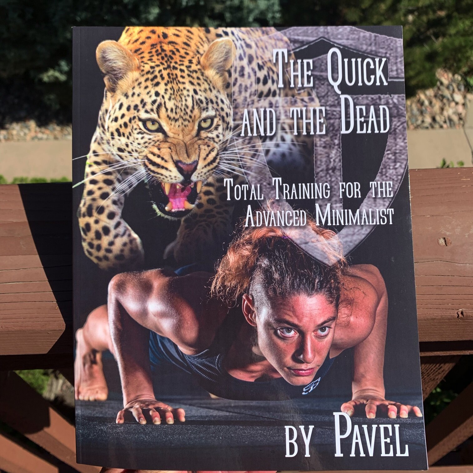 The Quick and The Dead - Pavel's new book