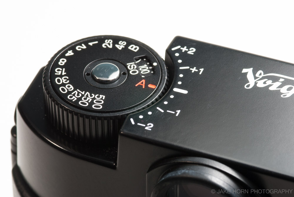 Fantastic Combination ISO/Shutter Speed/Exp Comp Dial
