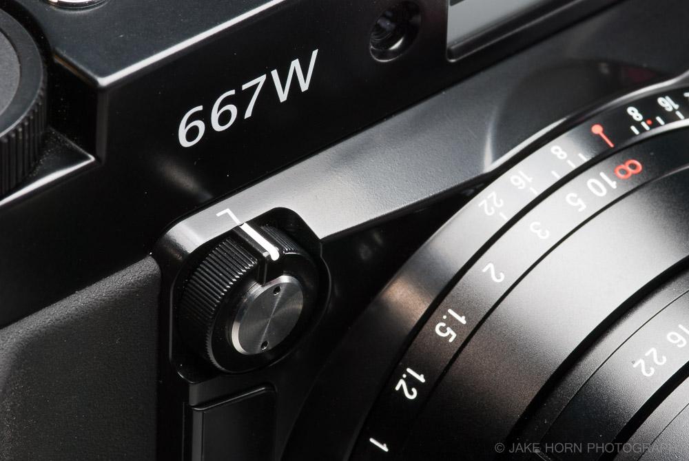 Power Switch Disables Meter & Shutter