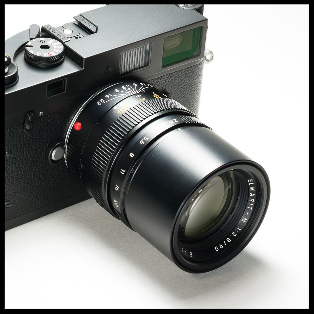 LEICA 90mm/2.8 E-M