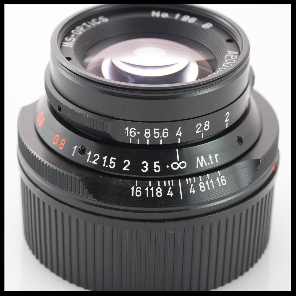 MS-OPTICAL 35mm/1.4