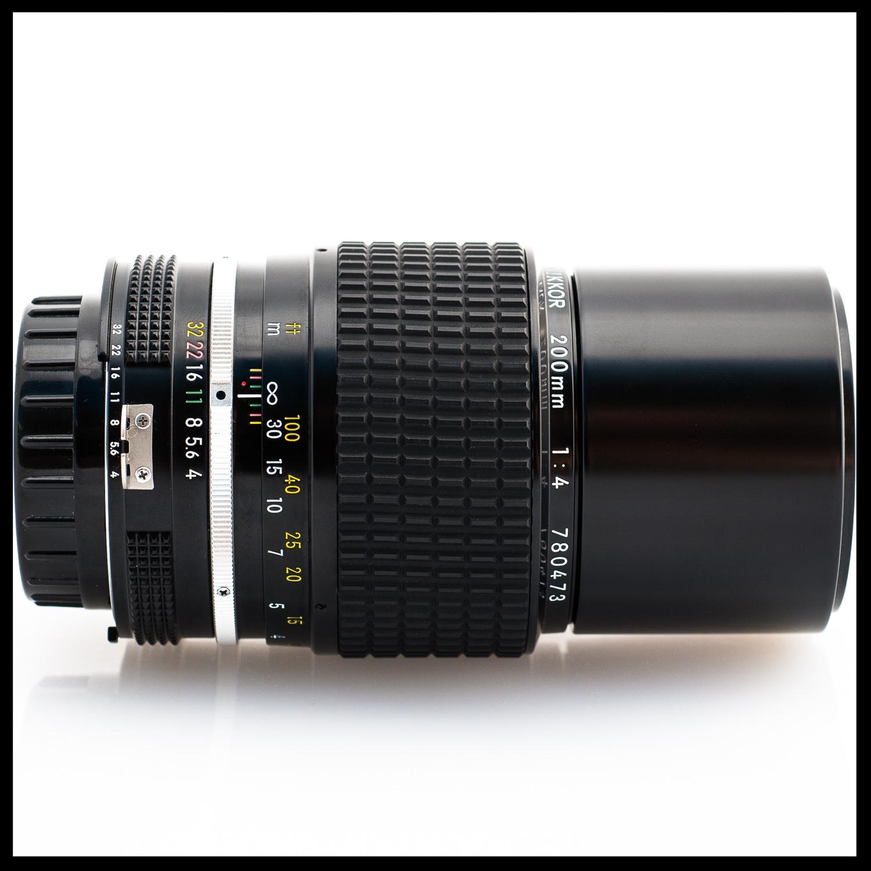 NIKKOR 200mm/4