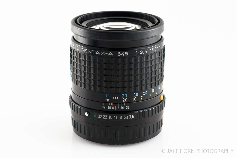 Pentax 150mm - Focused at Infinity