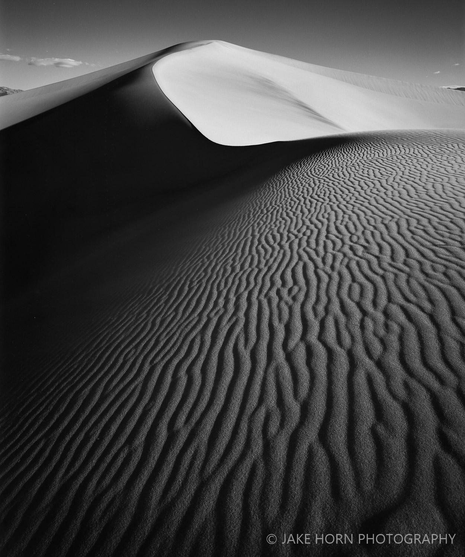 Death Valley NP:  Fotoman 69HPS  | Schneider Super Angulon XL 47/5.6