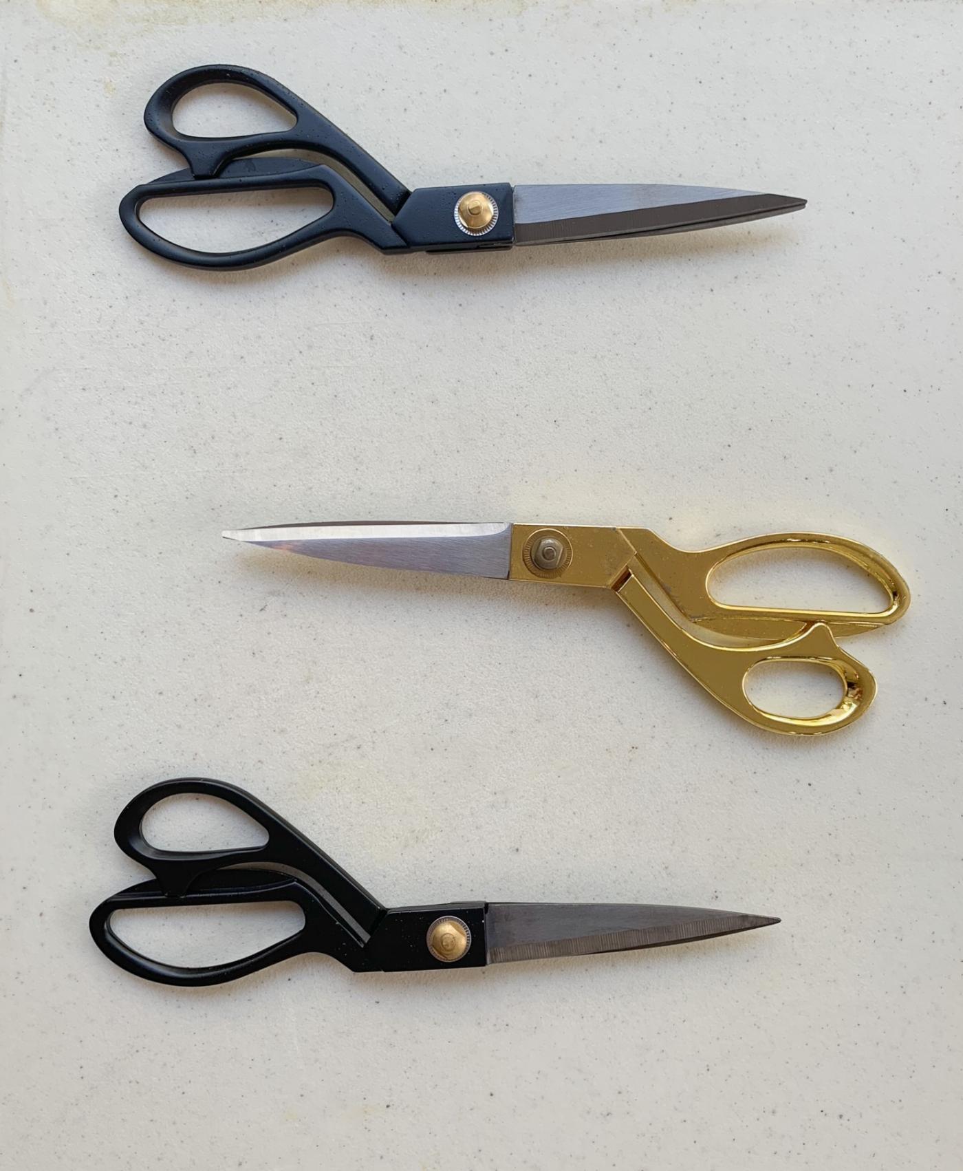 Sharp Kitchen Scissors