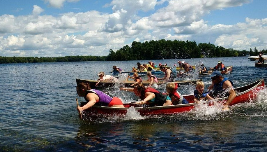 Social & Recreation - Cow Island maintenance, Summer Sounds, Family Fun Day Regatta, Sailing Camp, August Harvest Dinner
