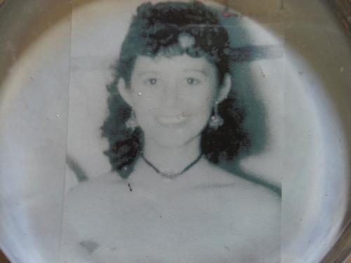 Isabel, my grandma.