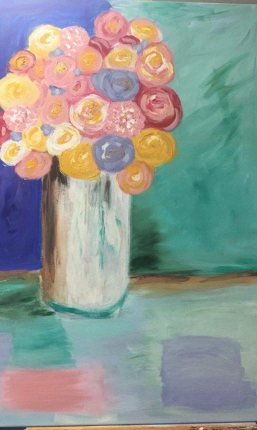 Meditations on Flowers I