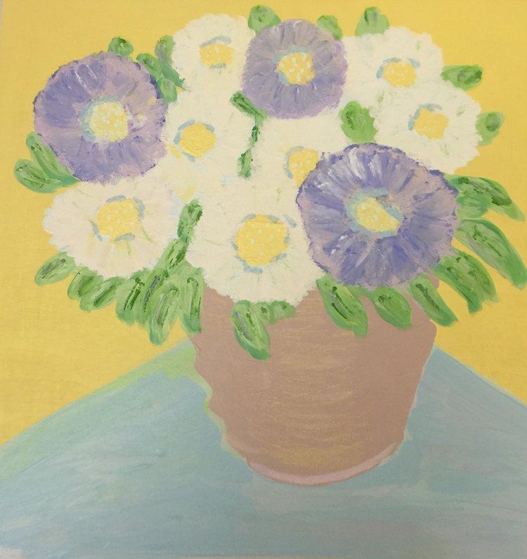 Meditations on Flowers II