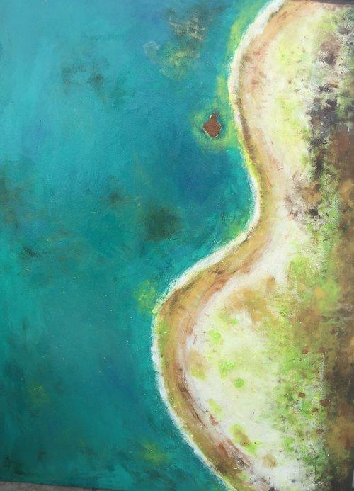 Jamaican SeaScape II