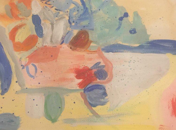 For Frankenthaler