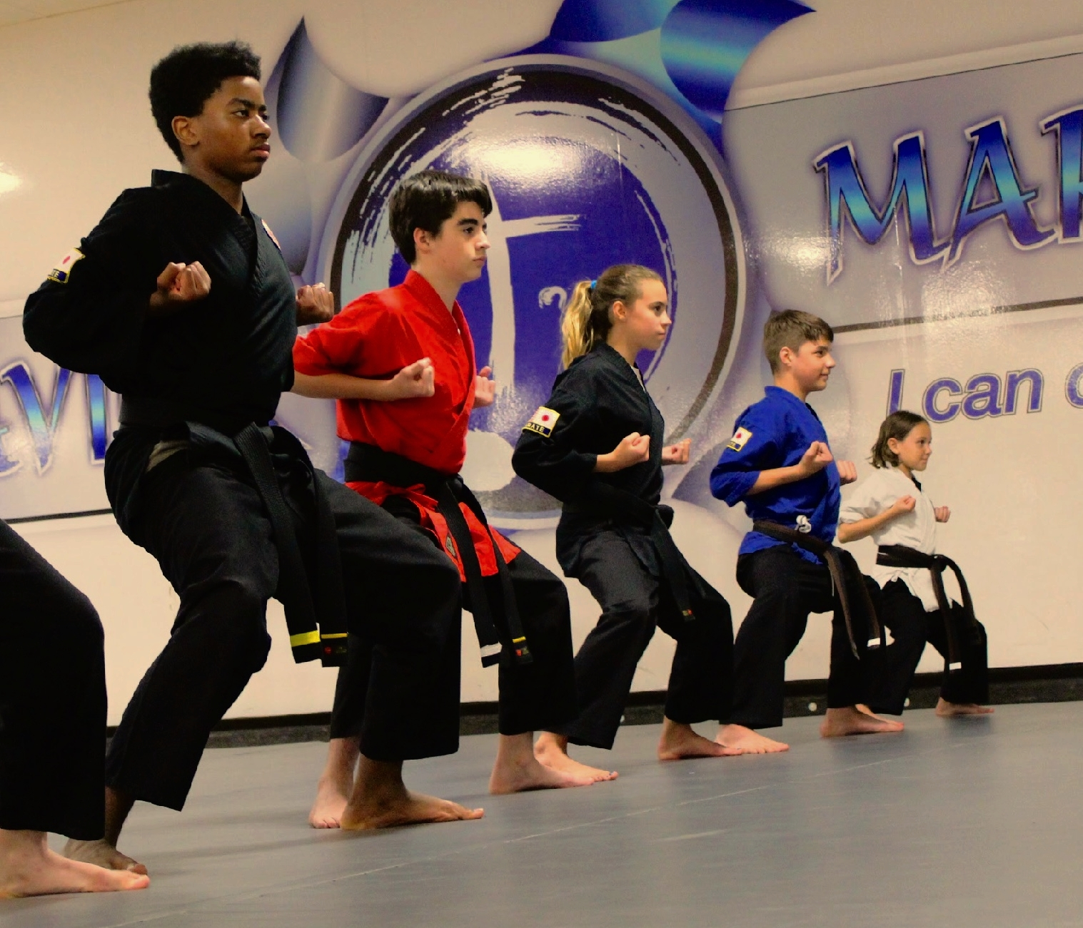 Martial Arts - TEACHING CHILDREN CONFIDENCE