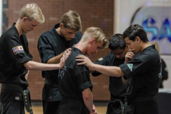 Misson:   To build Black Belts from the Inside Out! -